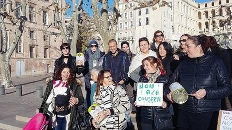 [#Sodexo] A #Marseille, les gargotiers remettent le sale couvert - Journal La Marseillaise | Réforme des rythmes scolaires | Scoop.it