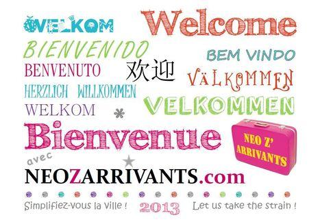 Bienvenue avec NeoZarrivants ! | Changer de ville - nouvel arrivant, newcomer. | Scoop.it