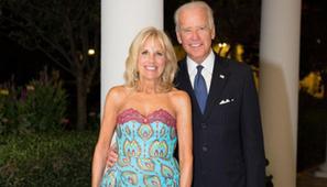 "Avec sa robe ""made in Kinshasa"", Jill Biden fait sensation à la Maison Blanche | CONGOPOSITIF | Scoop.it"