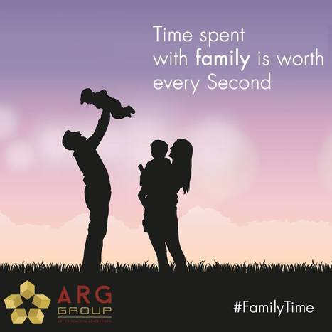 Time Spent with family is worth every second | Residential Projects | Scoop.it