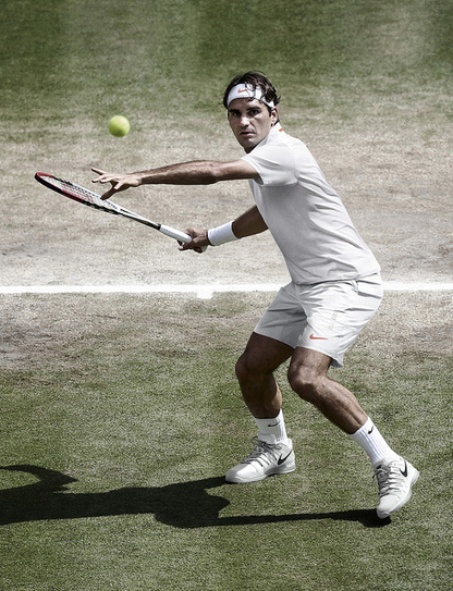 Cap sur Wimbledon 2013 : la tenue Nike de Federer - PKTennis | PK Tennis News | Scoop.it