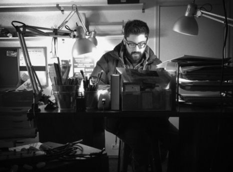 Austin Kleon: Inertia Is the Antithesis of Creativity | creativity101 | Scoop.it