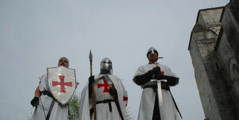 Qui étaient vraiment les Templiers ? | Les énigmes de l'Histoire de France | Scoop.it