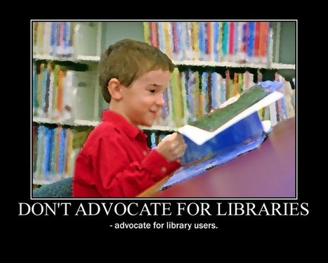 The place to toot the worth of libraries is NOT in library mags - Home ...   SchoolLibrariesTeacherLibrarians   Scoop.it