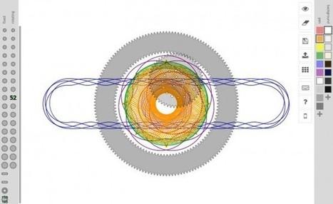 Inspirograph, crea gráficos llamativos a partir de círculos online | AgenciaTAV - Asistencia Virtual | Scoop.it