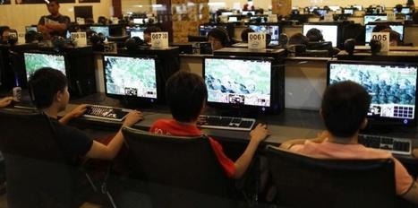 Un accro aux jeux vidéo vit depuis 6 ans dans un cybercafé | Jeux vidéos en ligne: où s'arrête le divertissement et où commence l'addiction? | Scoop.it