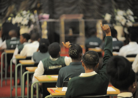 KZN matric exams successfully completed: MEC | IOL | SA, NEWS ON HIGHER EDUCATION | Scoop.it