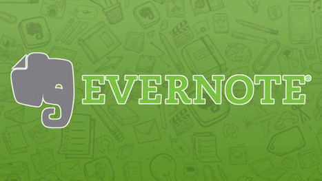 10 Tricks to Make Yourself an Evernote Master | Learning-Teaching- Ed Tech | Scoop.it