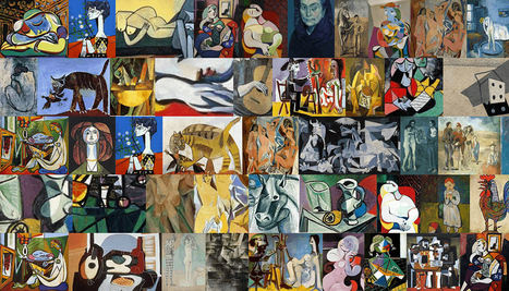 Master statistician weaves Google images into visual quilts | Tudo o resto | Scoop.it