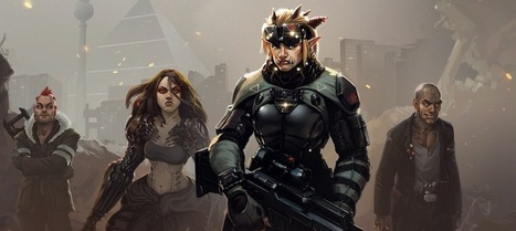 Shadowrun Returns Dragonfall expansion coming next month, new trailer | Game Mod Culture | Scoop.it