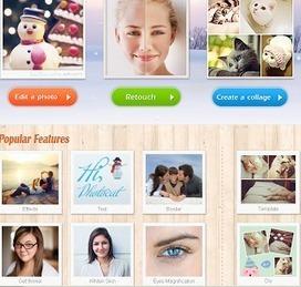 Oppitori: Helppoa kuvankäsittelyä | Kuvankäsittelyohjelmia | Scoop.it