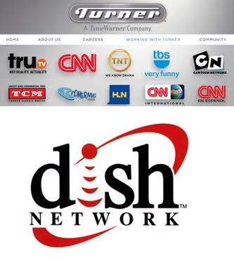 Turner Networks (CNN, TNT, Cartoon Network...) Go Dark in Dish Carriage Dispute | TV Distribution and Retransmission fees | Scoop.it