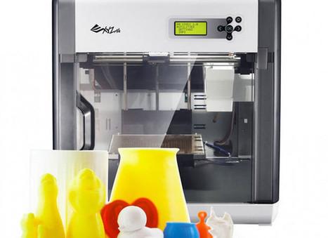 Logicom lance les 2 imprimantes 3D les plus accessibles du marché | Actu de la Réalité Augmentée et de l'impression 3D | Scoop.it