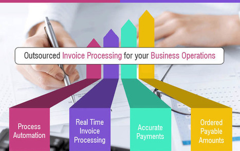 How Outsourced Invoice Processing helps you and your Business Operations? | BPO Services | Scoop.it