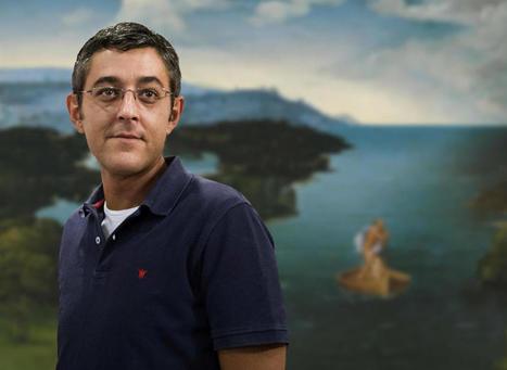 Un Prado al día: Eduardo Madina pide consejo a Patinir ante la decisión más importante de su vida. | Mitología clásica | Scoop.it