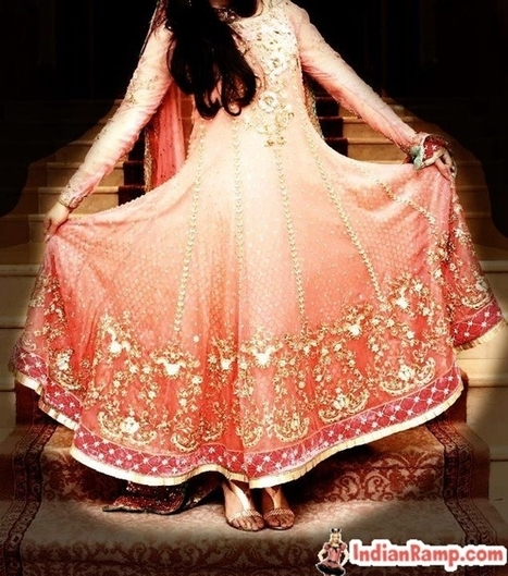 Bridal Wear Dresses for Dulhans, Bridal Couture Week 2012 2013   Indian Fashion Updates   Scoop.it