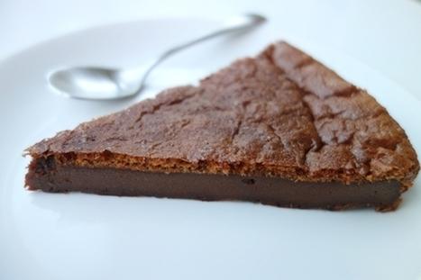 Recette : un gâteau au chocolat avec deux ingrédients ! | Le manger, c'est la vie | Scoop.it