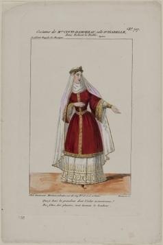 Théâtre, danse et musique à Paris au XIX e siècle. - Musée Carnavalet | Revue de Web par ClC | Scoop.it