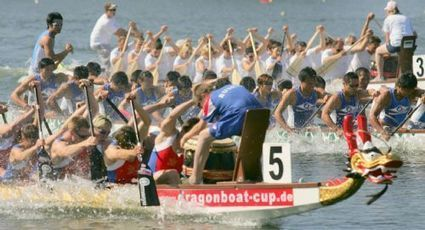 ICF - Dragon Boat | Canoeing | Scoop.it