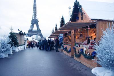 Les Marchés de Noël à Paris 2014   BIEN ETRE & ESTHÉTIQUE   Scoop.it