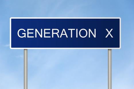 Et si la génération X prenait sa revanche numérique ?   Marketing 3.0   Scoop.it