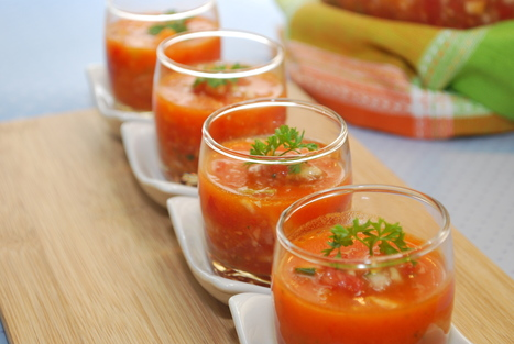 Gazpacho Soup | Healthy Diet Recipes | Scoop.it