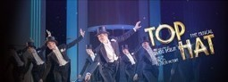 Top Hat The Musical | The Aldwych West End Theatre London | Aldwych theatre | Scoop.it