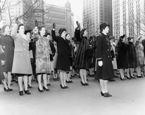 Primary Source 1: New York City Hall | WW2: Women in the Military | Scoop.it