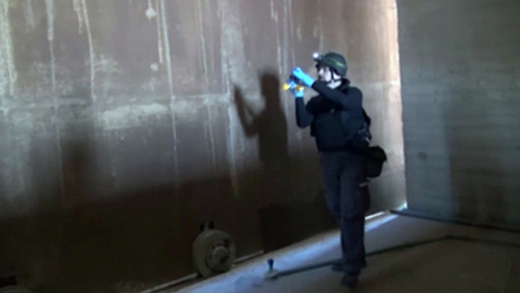 Chemical weapons watchdog verifies 11 sites in #Syria | Syria CW | Scoop.it