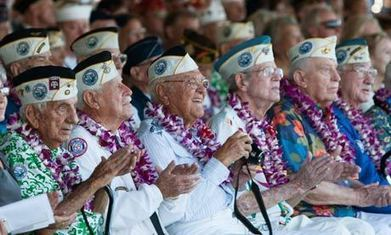 Ceremony commemorates 1941 Japanese attack on Pearl Harbor | Japanese Attact On Pearl Harbor | Scoop.it