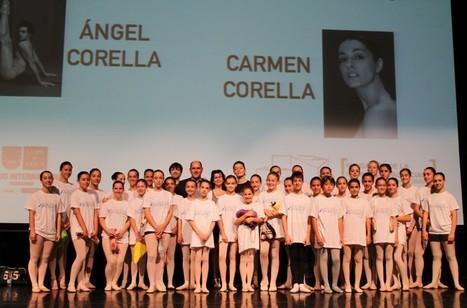 Futuros bailarines perfeccionan sus técnicas con Ángel Corella en el Auditori Teulada Moraira - Teulada - Moraira news | Terpsicore. Danza. | Scoop.it