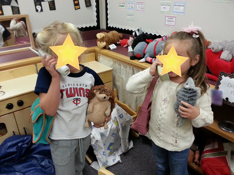 Is it Possible to Provide Academic Rigor ~Without~ Dramatic Play? | Kindergarten | Scoop.it