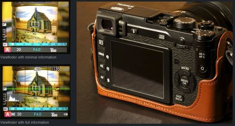 Review of the Fujifilm X-E1 | Martin Doppelbauer | Home Improvement and DIY | Scoop.it