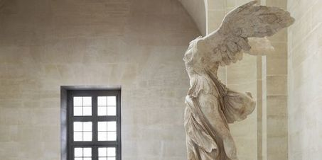 La « Victoire de Samothrace » sortie de soins intensifs | Art contemporain, photo & multimédias | Scoop.it