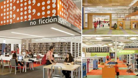 Convierten un centro comercial abandonado en esta asombrosa biblioteca   Boletín de Noticias de la Asociación ABDM. Febrero 2014   Scoop.it