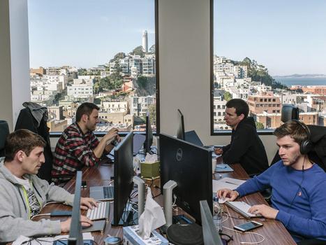 French tech : Les nouveaux rois de la Silicon Valley | Hightech, domotique, robotique et objets connectés sur le Net | Scoop.it