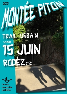 15 JUIN - La Montée Piton, course pédestre à Rodez   Infos tourisme en Aveyron   Scoop.it