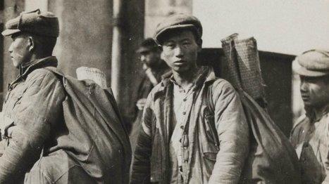 Grande Guerre : quand la France et le Royaume-Uni recrutaient des milliers de travailleurs chinois - France 24 | Herbovie | Scoop.it