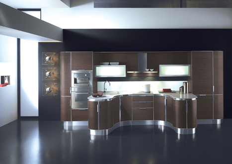 Modern Kitchen Cabinets: Choose Carefully, Make Your Statement   Home Decorating Ideas   Scoop.it