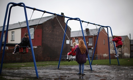UK austerity measures likely to hurt society's poorest, OECD warns - The Guardian | Escaping Poverty | Scoop.it