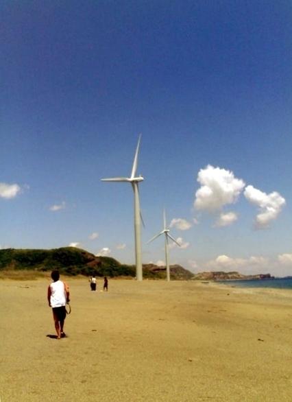 Bangui Wind Farm: The First Wind Farm in the Philippines | Lakwatsera | Scoop.it