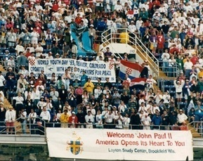 Denver archdiocese: World Youth Day launched spiritual revolution | Just a Plain Jane Catholic | Scoop.it