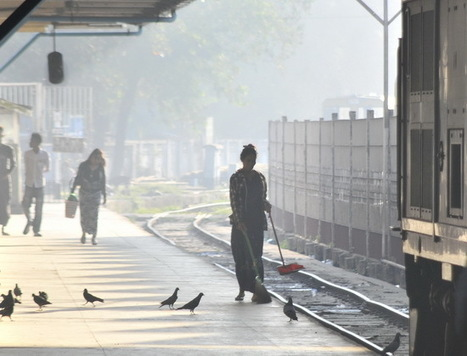 Central Railway Station Yangon | South East Asia Travel News | Scoop.it