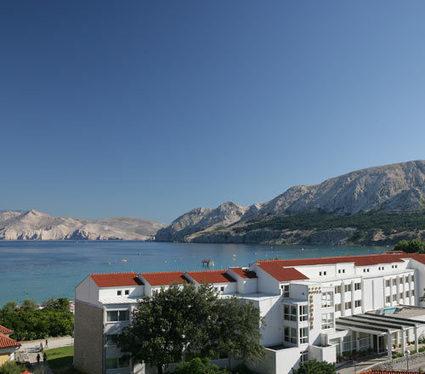 Hotel Zvonimir - Baska Hotels, Insel Krk, Kroatien | Travel Europe | Scoop.it