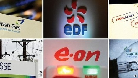 Increased Contestability: Big six energy firms lose customers | Business Economics for Econ3 | Scoop.it