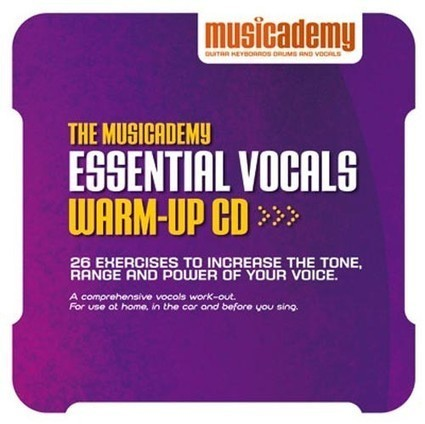 Resource Review - The Musicademy Essential Vocals Warm-up CD / Download - Boost Your Ministry | Worship Ministry | Scoop.it