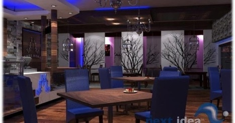 Spice up your restaurant's ambiance with terrific restaurant interior design | Restaurant Consultant | Scoop.it