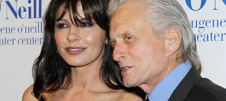 Michael Douglas salva su matrimonio: Estamos unidos y todo está yendo genial! | Divorce Community | Scoop.it