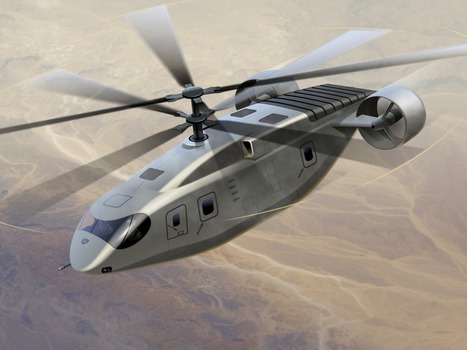 How the helicopters of the future are shaping up | Tracking the Future | Scoop.it