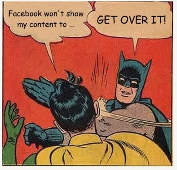 Is it Time for Content Marketers to Abandon Facebook? | What I Find Interesting by Alwaysme3 | Scoop.it